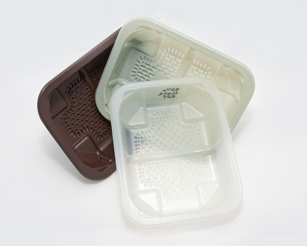 Food grade PP trays